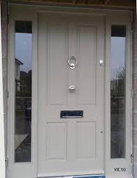 front doors with side panelsvictorian door with glazed side panels  Victorian Georgian