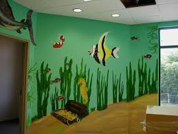 Aquarium Mural Design For More Information Contact Ginger At 636 456 4252 Or E