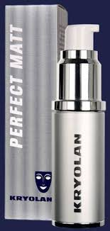 kryolan perfect matt makeup base