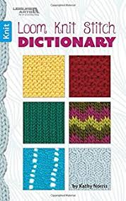 Loom Knitting Patterns For Beginners Enchanting Loom Knitting Pattern Book 48 Easy NoNeedle Designs For All Loom
