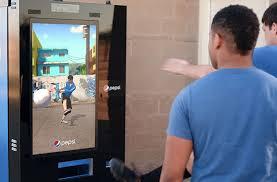 Vr Vending Machine Adorable Pepsi Interactive Football Vending Machine Digital Buzz Blog