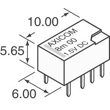 im07ts te connectivity potter brumfield relays relays digi key im series no latchingim series