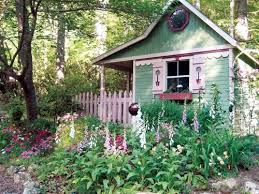 Small Picture Beautiful Garden Sheds Design Inspirations for Beautiful Potting