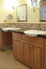 handicapped accessible bathroom sink counter. i really like the sinks! handicap bathroom design ideas, pictures, remodel, and decor - page 7 handicapped accessible sink counter h