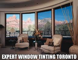 Window Tinting Toronto Home Office Window Films Installation Beauteous Interior Window Tinting Home Property