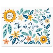 Thank You Notes, Thank You Greeting Cards | Current Catalog