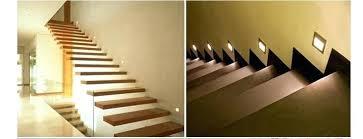 indoor stair lighting. Image Led Step Lighting Indoor Stair Lights Modern Staircases With Regard  To Idea 32 Indoor Stair Lighting