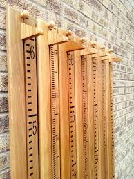 wooden growth chart image 0 wooden ruler growth chart canada