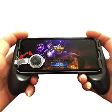 dels of aov pubg multifunctional cellphone holder expansible cellphone game movement controlling handle