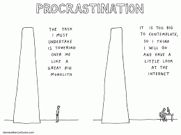 procrastination dave walker procrastination large