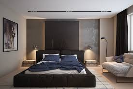 Modern Bedroom Black And White Black White And Wood Two Masterclass Homes Of Contemporary Style