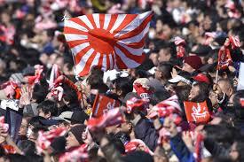 South <b>Korea</b> urges <b>Japan</b> to ban Rising Sun Flag at Tokyo 2020