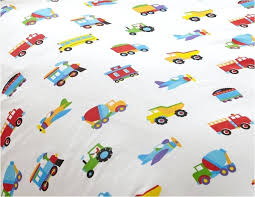 toddler airplane bedding set trucks trains airplanes sheet set toddler crib twin full transportation or construction