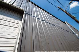 Pbr Panel Building Materials From A B Martin Roofing Supply
