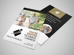 church invitation flyers you are invited church flyer template mycreativeshop
