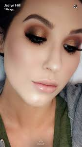 the jaclyn hill x morphe palette is seriously makeup goals