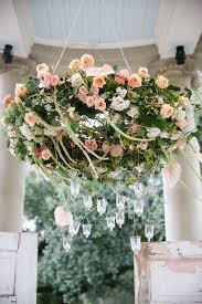 flower chandelier for any party decoration