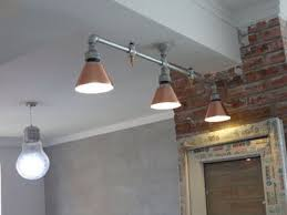 industrial pipe lighting. 1800s Industrial Pipe Line Lamp - Reallife Lighting A