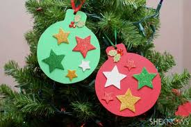 60 Christmas Crafts For Kids  HGTVChristmas Easy Crafts