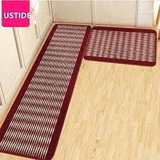 rug set with runner kitchen rug set kitchen floor rug washable floor runner stripe pattern floor runner rugs nonskid kitchen rug rubber backing doormat