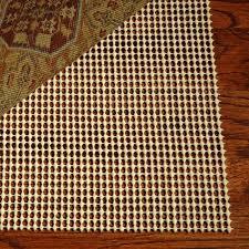 area rug pad 7x10 7 x 10 non skid slip underlay nonslip pad carpet hardwood tile