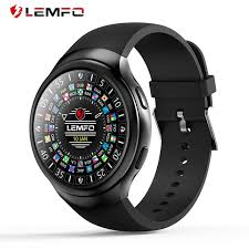 LEMFO LES2 Smart Watches Smartwatch Android 1GB + 16GB Watch Phone Heart Rate Monitor GPS Wifi