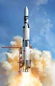 Buy Dragon Models Saturn V with Skylab (1/72 Scale) Online at Low Prices in India - Amazon.in