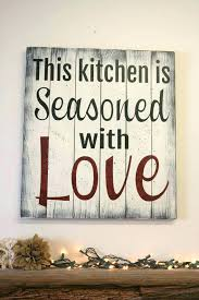 amazing top rated kitchen signs collection country kitchen signs wooden for cute country kitchen signs