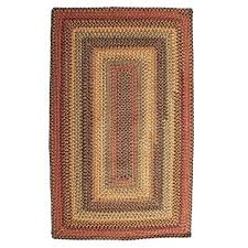 elegant braided wool rug and ft x 6 ft rectangular braided wool rug 14 braided wool
