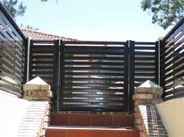 clik n fit diy steel fencing gates superior screens