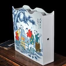 Guo Pushan Keramiek Beroemde Handgeschilderde Speelse Personages Van