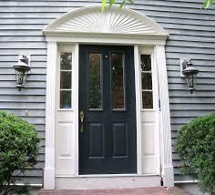 front door trimRepairing a Rotten Door Entry  THISisCarpentry