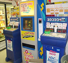Arizona Lottery Vending Machines Enchanting Jarasan's Blog DC Lottery's Best Tenley Market Lottery Post