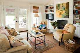 southern living room designs. build in your entertainment area living room decorating - southern designs o