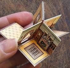 How to Make a Folding Dolls House