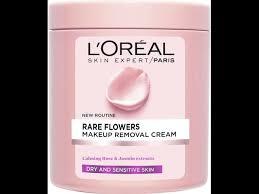 tester l oreal rare flowers makeup