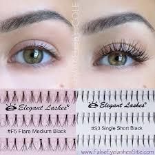 diy eyelash extensions elegant lashes flare single short individual lashes back to list