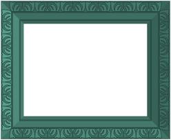 Green Frame Ornate Free Image On Pixabay
