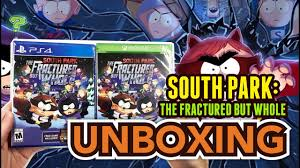 South Park The Factured But Whole Ps4 Xbox One Unboxing Youtube