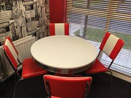 diner style table and chairs uk. american diner table and chairs uk by style 4 163 120