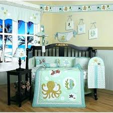 turtle crib sets ocean theme baby room baby neutral blue octopus turtle sea horse ocean crib turtle crib sets pregnancy message boards baby