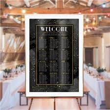 Free Digital Seating Chart Seating Charts Wedding Birthday Party Or Classroom