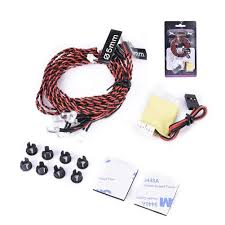 Rc Plane Strobe Lights Amazon Com Stageonline Flash Led Light Kit For Rc Airplane