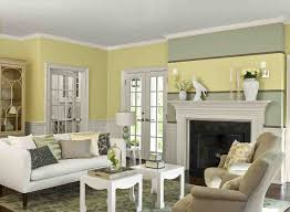Best Family Room Paint Colors Inspirations Including Color For - Dining room two tone paint ideas