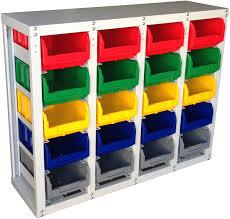 Стойки и <b>стеллажи</b> со складскими <b>ящиками</b> - купить по цене от ...