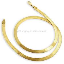 Thin Gold Necklace Designs 14k Yellow Gold Herringbone Chain Necklace New Gold Chain Design For Men Buy Herringbone Chain Necklacen Gold Thin Chain For Necklace Simple Gold