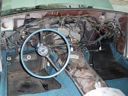 dash removal vintage thunderbird club international 1967 Thunderbird Interior at New Interior Wire Harness 1966 Thunderbird