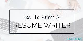 How To Select A Resume Writer Ladders Enchanting Certified Professional Resume Writers