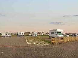 harbourside caravan site maryport