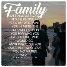 Family Isn T Always Blood Quotes Amazing Family Isn't Always Blood It's The People In Your Life Who Want You